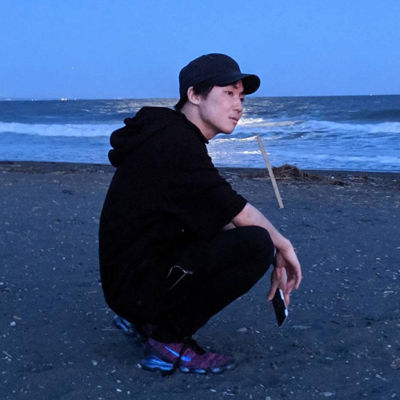 岡村芳樹|Yoshiki Okamura don't leave me 23 Augst – 30 August,2020