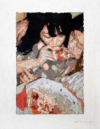 野澤梓、さめほし、小林望美 ほころびとざんぞう September 1−10,2020